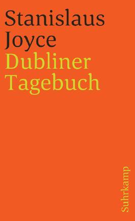 Das Dubliner Tagebuch des Stanislaus Joyce