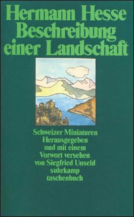 Beschreibung einer Landschaft