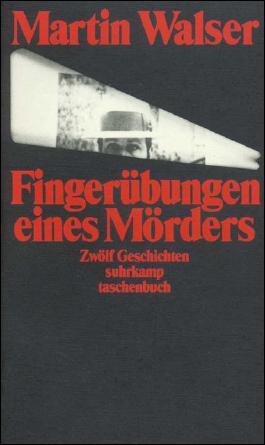 Fingerübungen eines Mörders