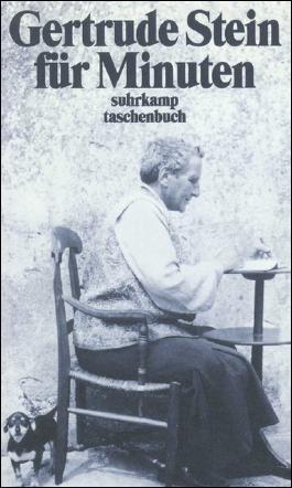 Gertrude Stein für Minuten