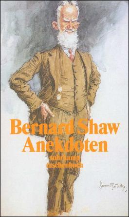 Bernard Shaw, Anekdoten