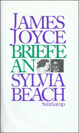Briefe an Sylvia Beach 1921–1940