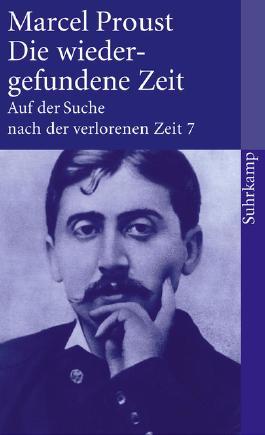 Auf der Suche nach der verlorenen Zeit. Frankfurter Ausgabe