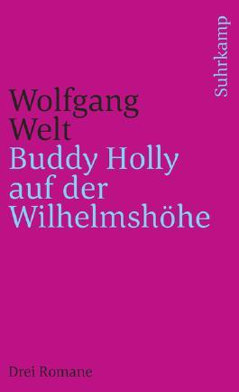 Buddy Holly auf der Wilhelmshöhe
