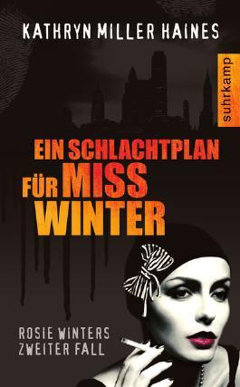 Ein Schlachtplan für Miss Winter