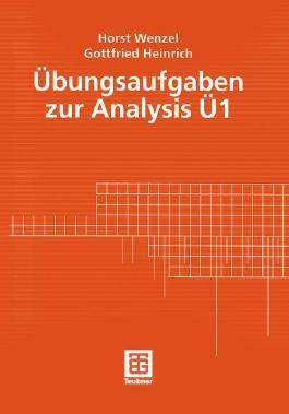 Übungsaufgaben zur Analysis Ü1
