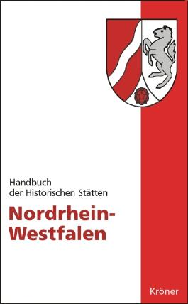 Handbuch der historischen Stätten Deutschlands / Nordrhein-Westfalen