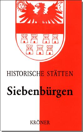 Handbuch der historischen Stätten Siebenbürgen