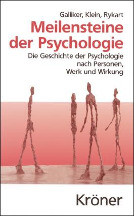 Meilensteine der Psychologie