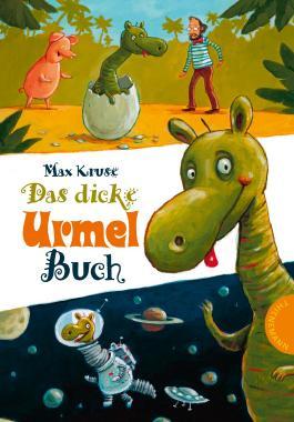 Urmel: Das dicke Urmel-Buch