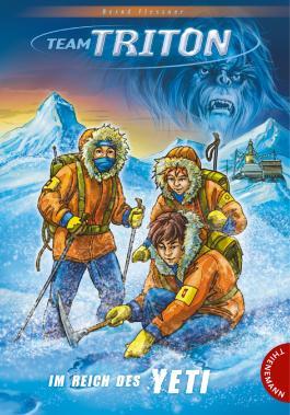 Team Triton, Band 3: Im Reich des Yeti