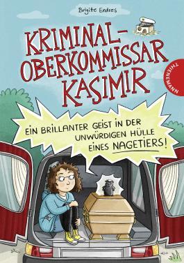Kriminaloberkommissar Kasimir – Ein brillanter Geist in der unwürdigen Hülle eines Nagetiers