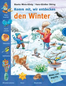 Komm mit, wir entdecken den Winter