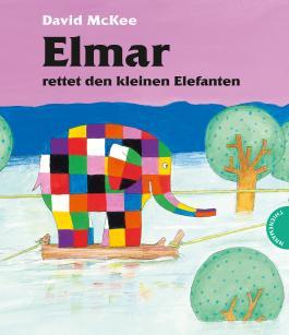 Elmar rettet den kleinen Elefanten
