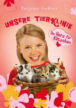 Unsere Tierklinik, Band 4: Ein Herz für Kätzchen