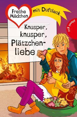 Freche Mädchen - freche Bücher!: Knusper, knusper, Plätzchenliebe