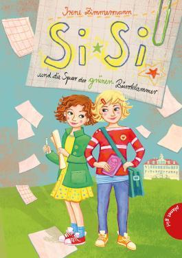 SiSi, und die Spur der grünen Büroklammer