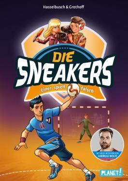 Die Sneakers: Einer spielt falsch