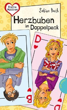 Herzbuben im Doppelpack: aus der Reihe Freche Mädchen ? freche Bücher!