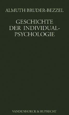 Geschichte Der Individualpsychologie