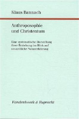 Anthroposophie Und Christentum