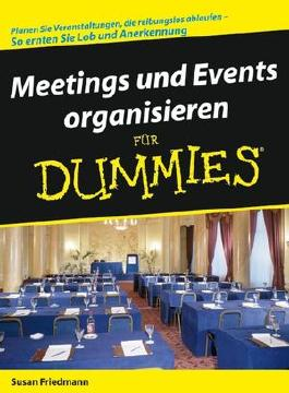 Meeting Und Events Organisieren Fur Dummies