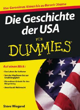 Die Geschichte der USA für Dummies