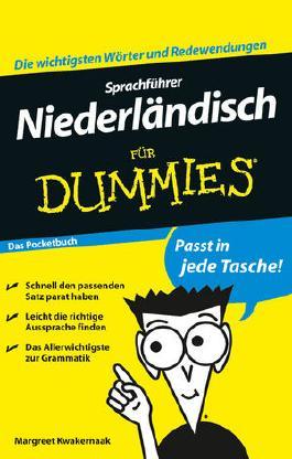 Sprachführer Niederländisch für Dummies Das Pocketbuch