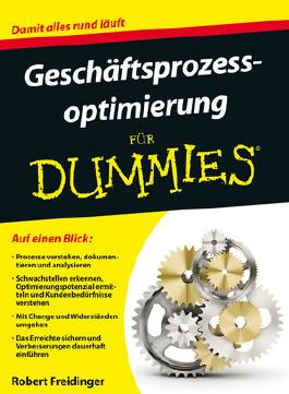 Geschäftsprozessoptimierung für Dummies