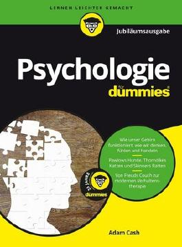 Psychologie für Dummies Jubiläumsausgabe