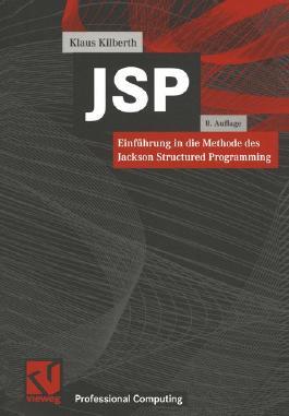 JSP, Einführung in die Methode des Jackson Structured Programming