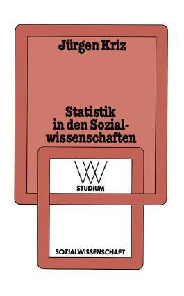Statistik in den Sozialwissenschaften
