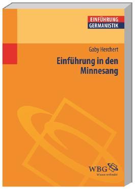 Einführung in den Minnesang