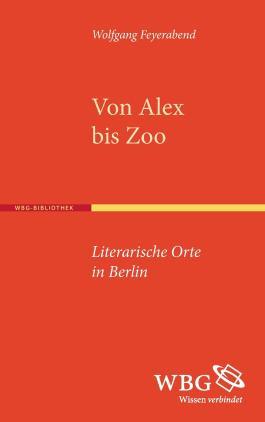 Von Alex bis Zoo.