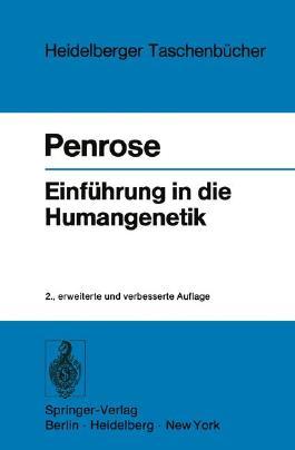 Einfuhrung in Die Humangenetik