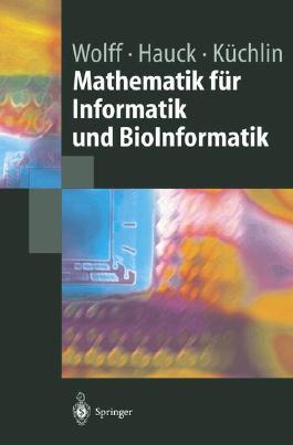 Mathematik F R Informatik Und Bioinformatik