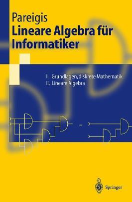 Lineare Algebra f�r Informatiker