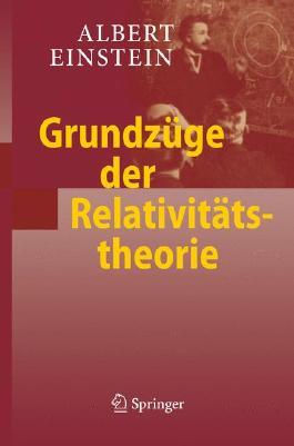Grundzuge Der Relativitatstheorie