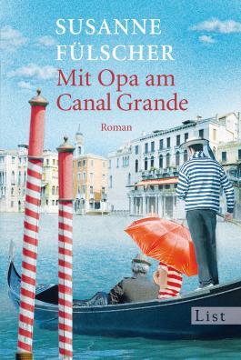 Mit Opa am Canal Grande