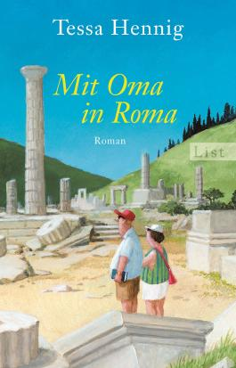 Mit Oma in Roma