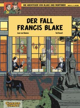 Blake & Mortimer 10: Der Fall Francis Blake