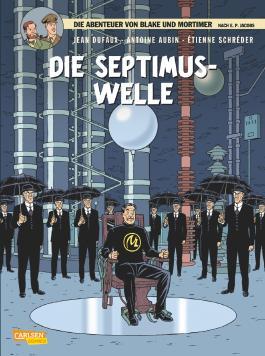 Blake & Mortimer 19: Die Septimus-Welle