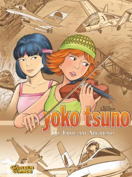 Yoko Tsuno Sammelbände 8: Die Erde am Abgrund