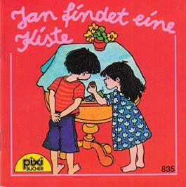 Jan findet eine Kiste - Pixi-Buch Nr. 835 - Einzeltitel aus PIXI-Serie 100