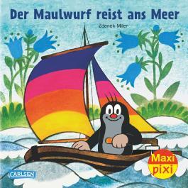 Maxi Pixi 212: Der Maulwurf reist ans Meer