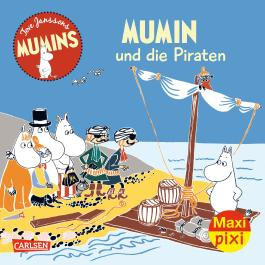 Maxi Pixi 234: Die Mumins: Mumin und die Piraten