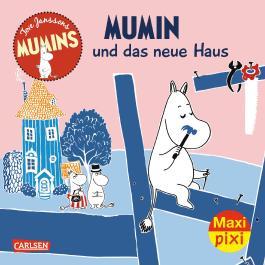 Maxi Pixi 235: Die Mumins: Mumin und das neue Haus