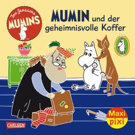 Maxi Pixi 237: Die Mumins: Mumin und der geheimnisvolle Koffer