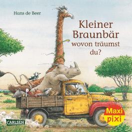 Maxi Pixi 223: Kleiner Braunbär, wovon träumst du?