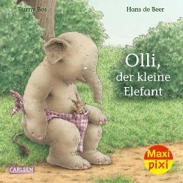 Maxi Pixi 224: Olli, der kleine Elefant